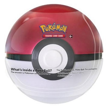 Pokemon - Pokeball Tin