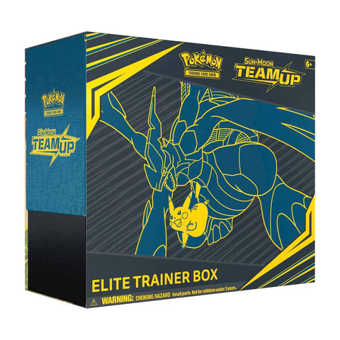 Pokemon - Team up - Elite Trainer Box