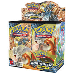 Pokemon - Unbroken Bonds - Booster Box