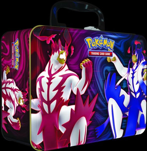 Pokemon Collector Chest TIn Spring 2021 (Pre-order Mar 19 2021)