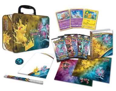 Pokemon Shining Legends - Collectors Chest
