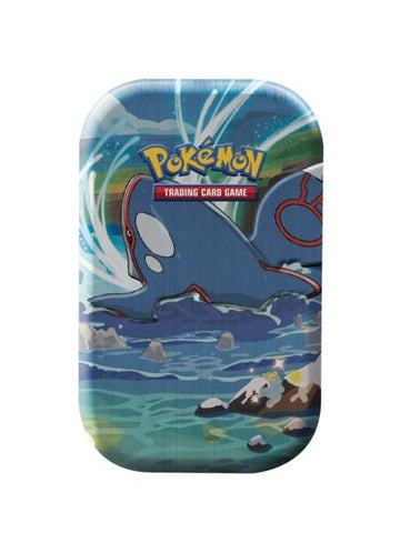 Pokemon - Shining Fates - Mini Tin - Kyogre (Pre-order Mar 5 2021 - Delayed)