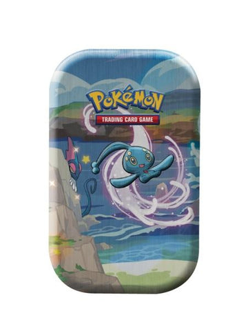 Pokemon - Shining Fates - Mini Tin - Manaphy (Pre-order Mar 5 2021 - Delayed)
