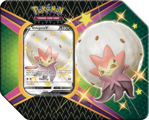 Pokemon - Shining Fates - Collection Tin - Eldegoss V