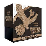 Pokemon Shining Legends Elite Trainer Box - Ho-oh