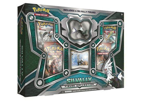 Pokemon Silvally Figure Collection