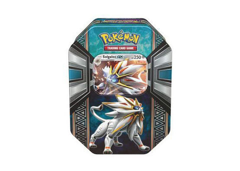 Pokemon Legends of Alola Tins - Solgaleo