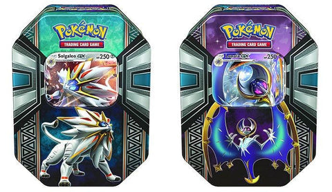 Pokemon - Legends of Alola - Solgaleo & Lunala - Bundle