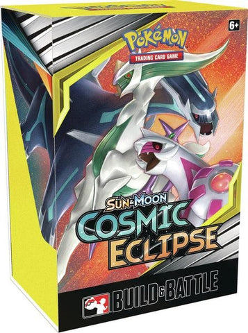 Pokemon - Cosmic Eclipse - Build & Battle Kit
