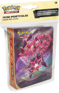 Pokemon - Darkness Ablaze - Mini Binder (Pre-order Aug 14 2020)