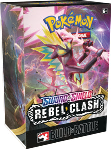 Pokemon - Rebel Clash - Build & Battle Box