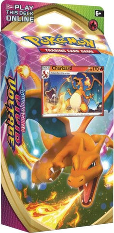 Pokemon - Vivid Voltage - Theme Deck - Charizard (Pre-order Nov 13 2020)