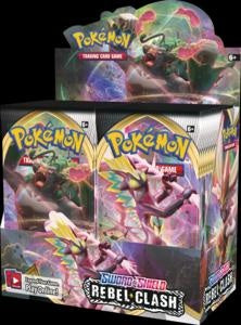 Pokemon - Rebel Clash - Booster Box