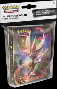 Pokemon - Rebel Clash - Mini Binder (Pre-order May 1 2020)