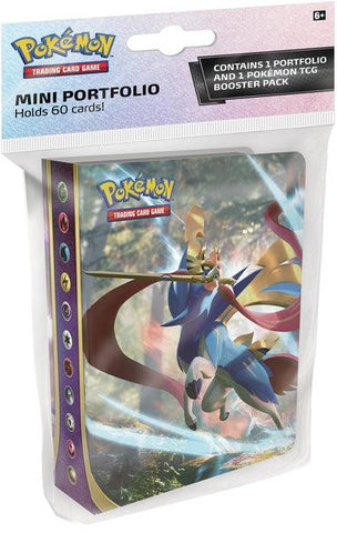 Pokemon - Sword & Shield - Mini Binder