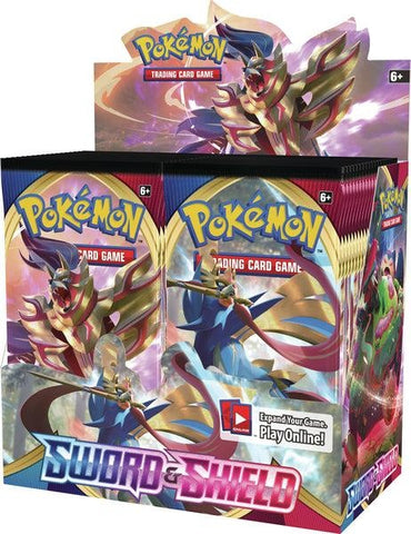 Pokemon - Sword & Shield Booster Box