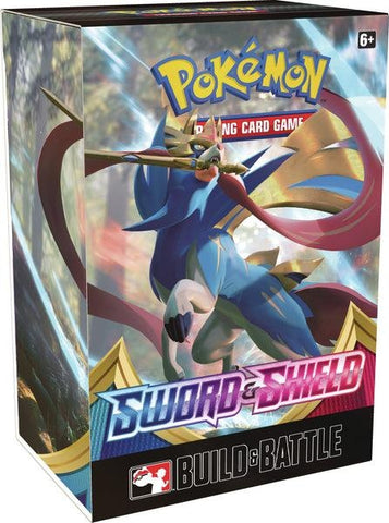 Pokemon - Sword & Shield - Build & Battle Box
