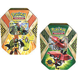Pokemon - Tapu Bulu & Tapu Koko Tin Bundle (2 Tins)