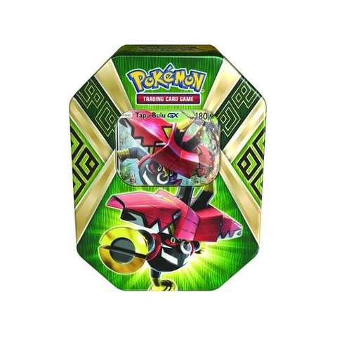 Pokemon Guardians Rising Island Guardians Tin - Tapu Bulu