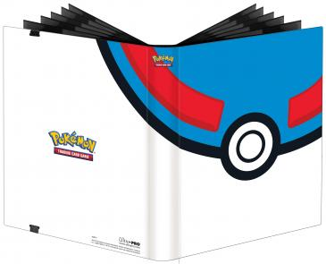Pokemon - Pro-binder Great Ball 9 Pocket Portfolio