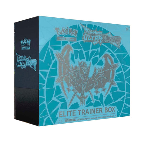 Pokemon Ultra Prism - Elite Trainer Box - Dawn Wings Necrozma