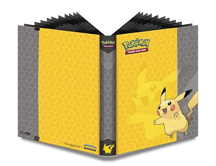 Pokemon - Pikachu 9 Pocket Portfolio