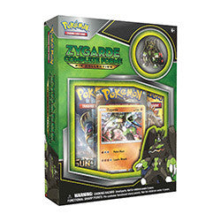 Pokemon Zygarde Pin Collection Box