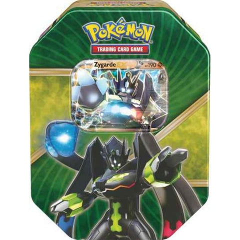 Pokemon Shiny Kalos Tin - Zygarde EX
