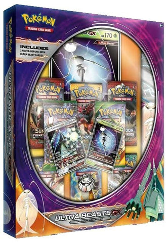 Pokemon Ultra Beasts GX Premium Collection Box - Pheromosa