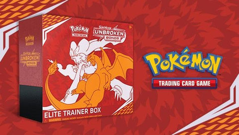 Pokemon - Unbroken Bonds - Elite Trainer Box