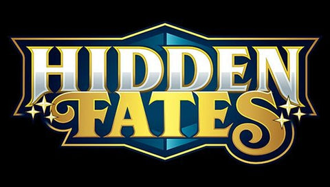 Hidden Fates - Shiny Vault - Non Full Art