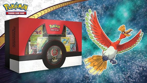 Pokemon Shining Legends Super-Premium Collection Box - Ho-Oh