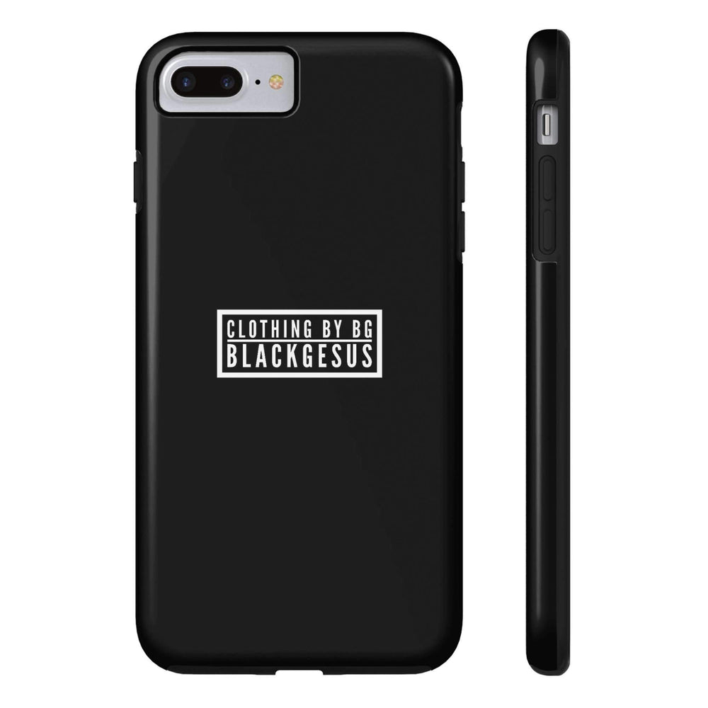 Black Gesus | iPhone 7+, 8+ case