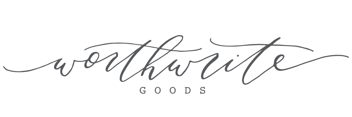 Worthwrite Goods logo