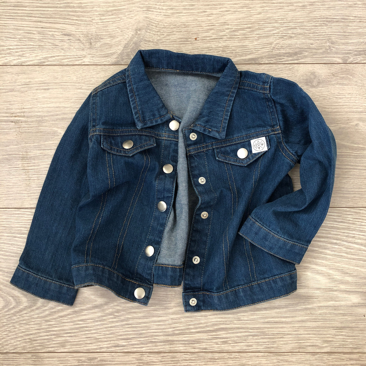 River Denim Jacket