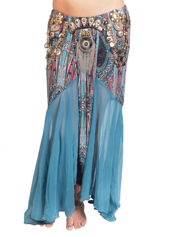 Beaded Belly Dance Set