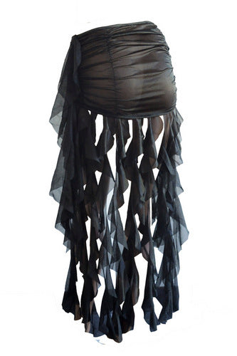 Tendril Wrap Skirt ONE SIZE