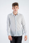 Long Slv Sparkle Mens Shirt