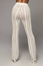 Crocheted Compersion Flair Pants
