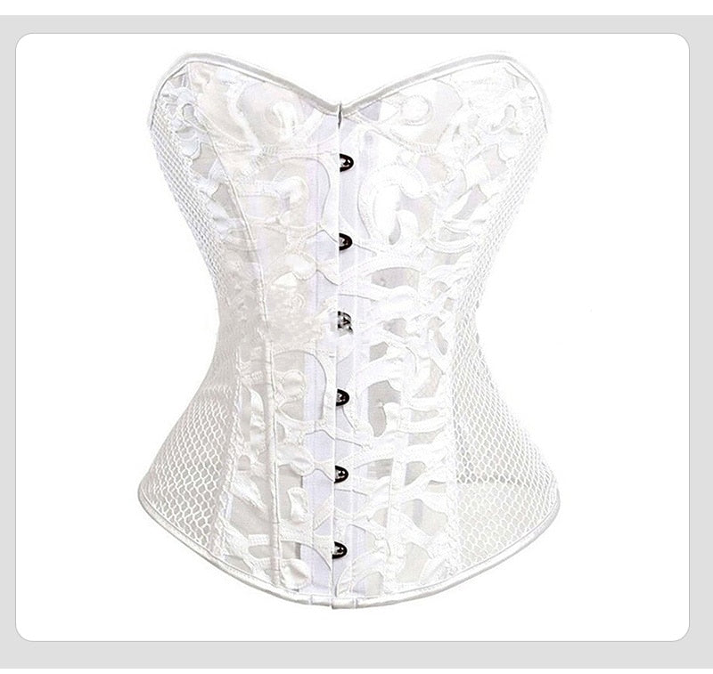 Baddie to the Bone Corset
