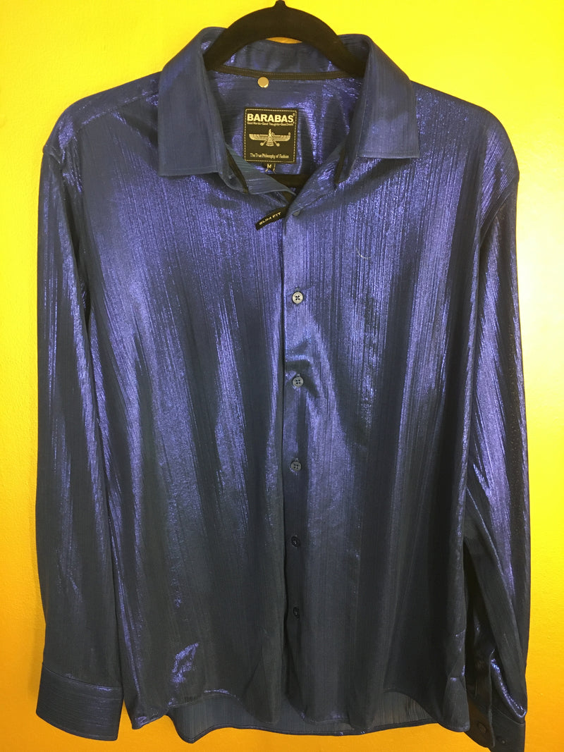 Men's Shimmer Longsleeve Shirt