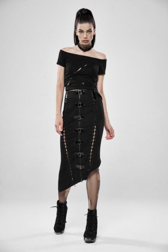 Deadly Game Corset Skirt