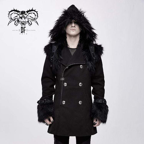Legion Faux Fur Jacket