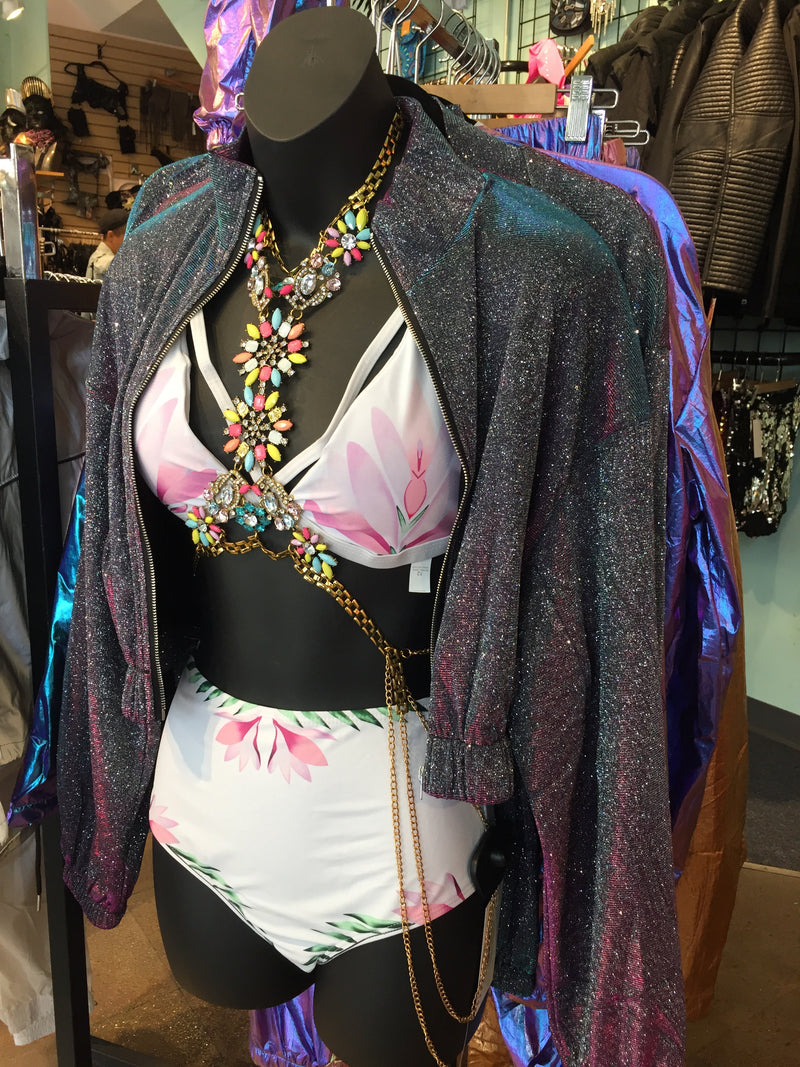 Midnight Moon Sparkle Jacket