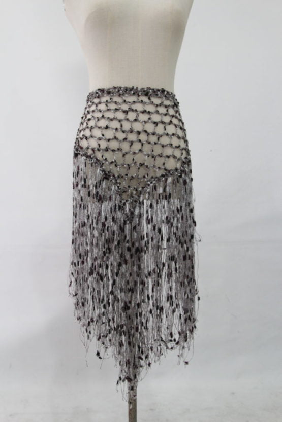 Crochet Hip Sash