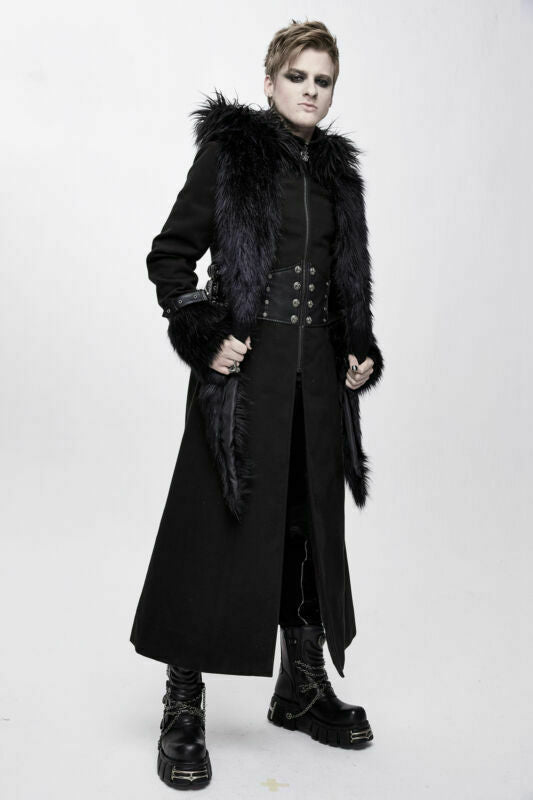 Fur Regal Coat XLARGE