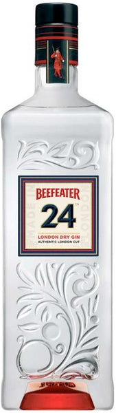 Beefeater 24 London Dry Gin label
