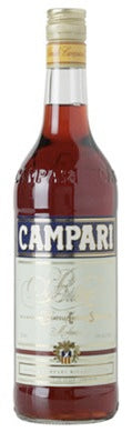 Campari Aperitivo label