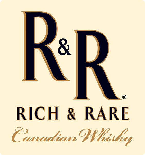 Rich & Rare Canadian Whisky 1.75L label