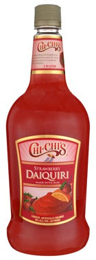 Chi-Chi's Strawberry Daiquiri 1.75L label